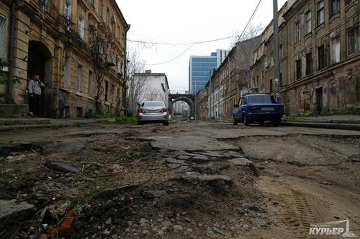 Стал известен победитель тендера на ремонт Деволановскго спуска в Одессе