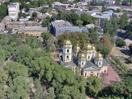В Одессе будут ремонтировать Алексеевский сквер