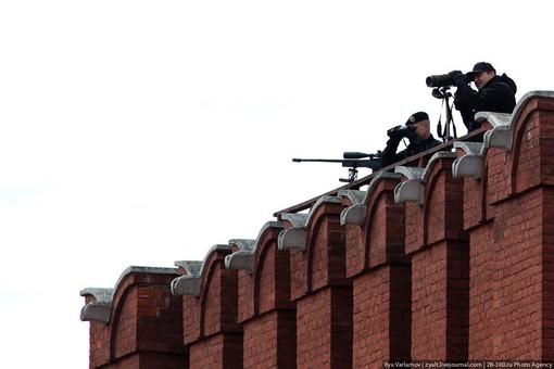 Патроны снайперам в Беларусь уже подвезли и по всем законам жанра