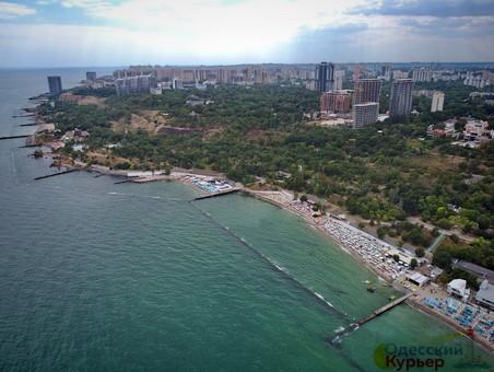 Где в Одессе не стоит купаться на пляжах