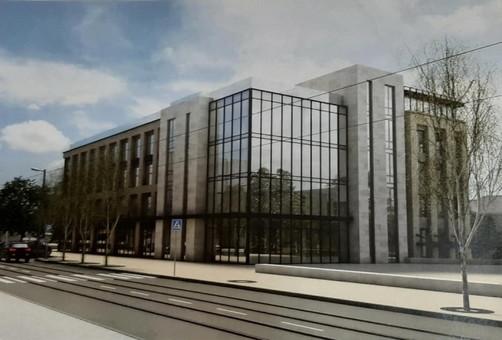 Архитекторы одобрили проект нового общественного здания в Одессе на Старопортофранковской