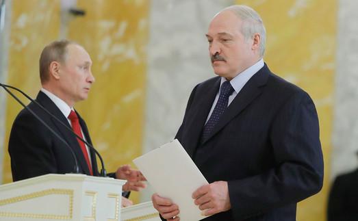 """Завершена очередная фаза дестабилизации Беларуси: изгой Лукашенко – """"миротворец"""" Путин"""