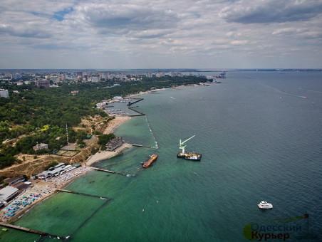 Два пляжа в Одессе не годятся для купания