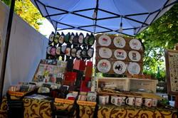 Ярмарка вышиванкового фестиваля в Одессе (ФОТО)