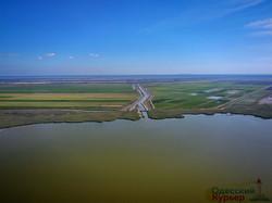 В Одесской области реанимируют озеро Китай (ФОТО, ВИДЕО)