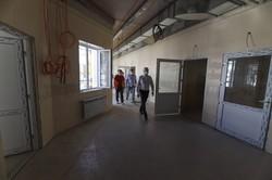 В одесской инфекционной больнице готовят совершенно новое отделение