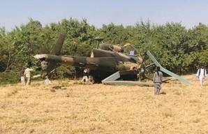 Кустарные российские Ми-8, несовместимые с жизнью, снова напомнили о себе в Афганистане