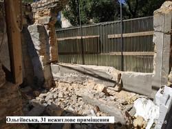 В Одессе за неделю нашли два десятка нахалстроев