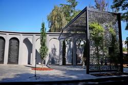 На месте старого городского кладбища открыли мемориал с именами выдающихся одесситов (ФОТО)