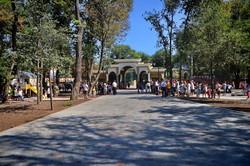 В Одесском зоопарке открыли новый вход (ФОТО)