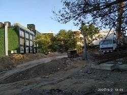 В Одессе начали строить многоэтажку на Ланжероне