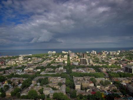 Отключения света в Одессе 4 сентября