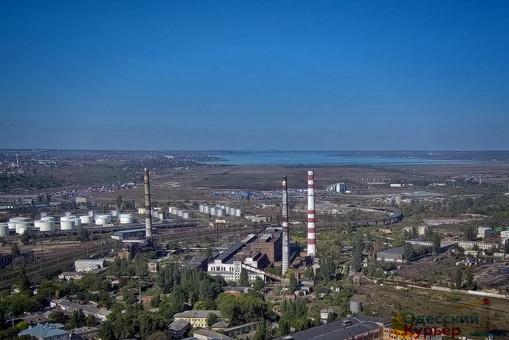 """Одесскую ТЭЦ передали в управление """"Нафтогазу"""""""