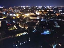 Ночная Одесса с высоты птичьего полета во время праздников (ФОТО)