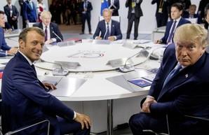 """""""Большая Семерка"""" требует объяснений за """"Новичок"""" для Навального"""