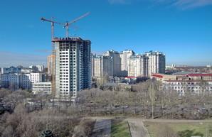 В Одессе снова выносят на сессию горсовета проект застройки высотками территории Пищевой академии на 1-й Фонтана