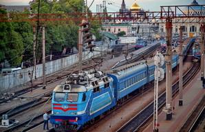 Направление Одесса - Киев стало четвертым по загрузке пассажирами по железной дороге