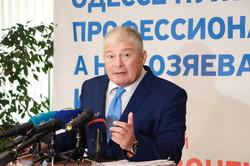 """От """"Нашего Края"""" в Одессе баллотируется в мэры Червоненко"""