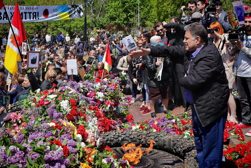 В мэры Одессы подался даже лидер пророссийских активистов родом из Ливана