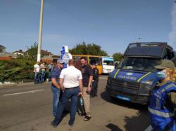 "В Одессе задержали ""титушек"" от ""ОПЗЖ"""
