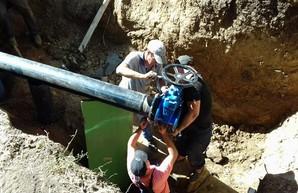 В Одессе завтра отключат воду в части поселка Котовского