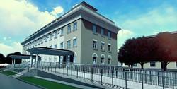 В Измаиле началась реконструкция городской больницы за 131 миллион.