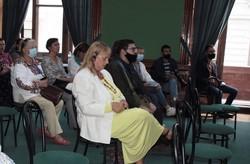 Как открывался литературный фестиваль в Одессе