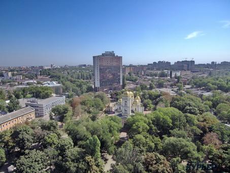 Определился подрядчик реконструкции Алексеевского сквера в Одессе