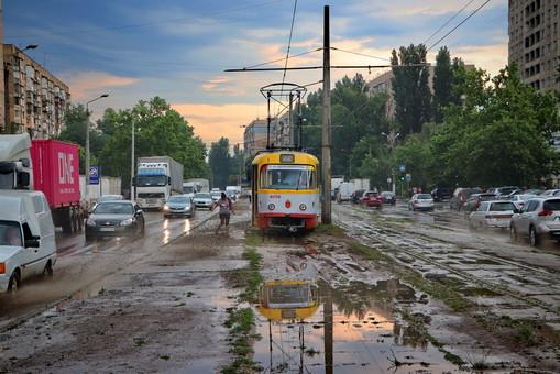 В Одессе ожидается дождь и сильный ветер: штормовое предупреждение