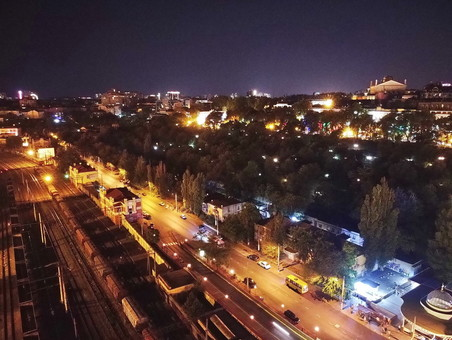 Где в Одессе отключат свет в первый день октября