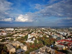 Одессу перед бурей показали с высоты (ФОТО, ВИДЕО)