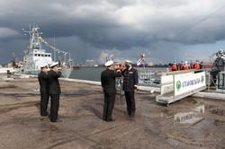 ВМС Украины получили новый пункт базирования
