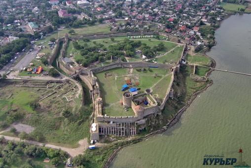 Средневековую крепость в Белгороде-Днестровском готовят к включению в список всемирного наследия ЮНЕСКО