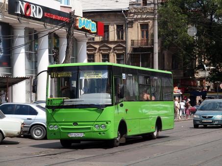 В Одесской области возник конфликт между обладминистрацией и крупным автобусным перевозчиком