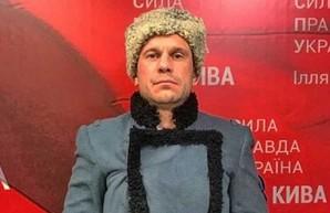 Провокатор Илья Кива наговорил на 161-ю статью