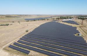 В Измаиле построили две новых солнечных электростанции