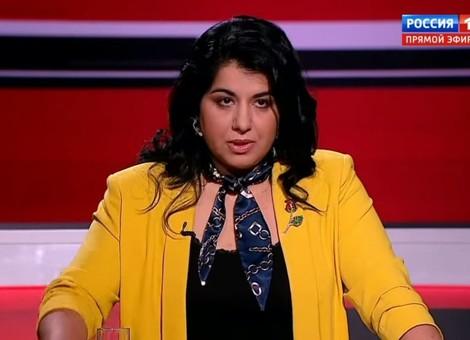 Говорящие головы кремлевской пропаганды: Саадат Кадырова патриотка или предательница Азербайджана