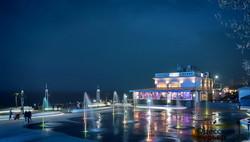 Красный прилив и светящееся море в Одессе (ФОТО)