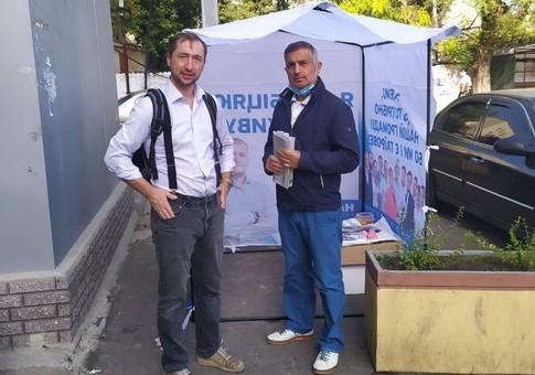В Таировской ОТГ под Одессой мешают проводить предвыборную агитацию