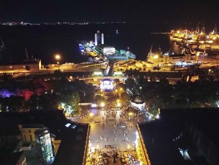 Отключения света в Одессе 15 октября