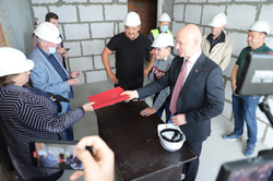 Максима Ткачука мэр назвал настоящим одесситом
