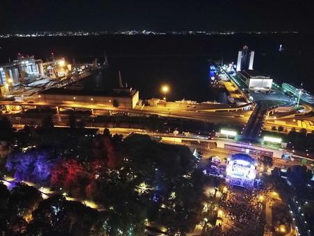 Неделя в Одессе начинается с массового отключения света
