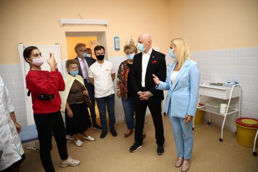 Мэр Одессы,- наша задача - сделать медицину в городе доступной