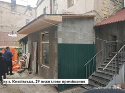 В Одессе за неделю нашли 22 нахалстроя
