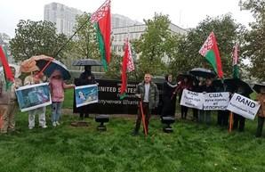 """Украинские сепаратисты """"против"""" беларуских марионеток Кремля"""