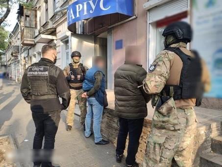 """Мошенники хотели """"отжать"""" помещение у одесских налоговиков"""