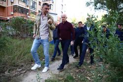 Мэр Одессы: в Приморском районе появится еще одна благоустроенная зеленая зона