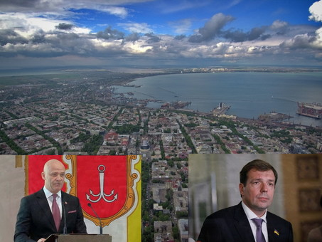 Выборы в Одессе привели к дилемме: Труханов или Скорик