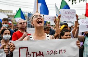 """Зачем пропагандисты ГРУ отправили в Хабаровск """"турецких террористов"""""""