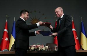 """Зачем Эрдоган """"потребовал"""" вернуть Крым Турции или про фейк шитый белыми нитками"""